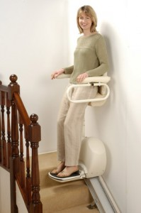 Perch Sit or Stand Stairlift